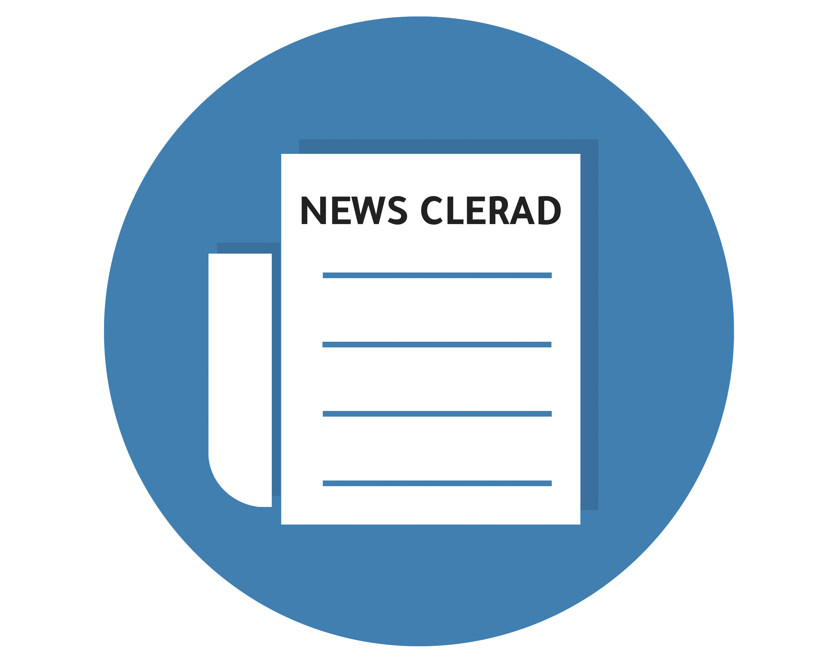 clerad news icon